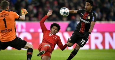 Прогноз на матч Байер - Бавария 6 июня 2020 года