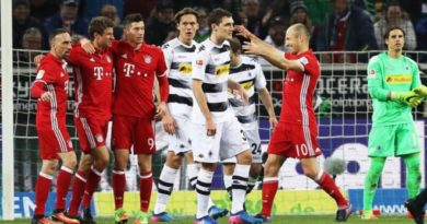 Прогноз на матч Бавария - Боруссия М