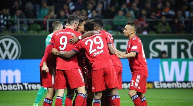 Прогноз на матч Вердер - Бавария 16 июня 2020 года